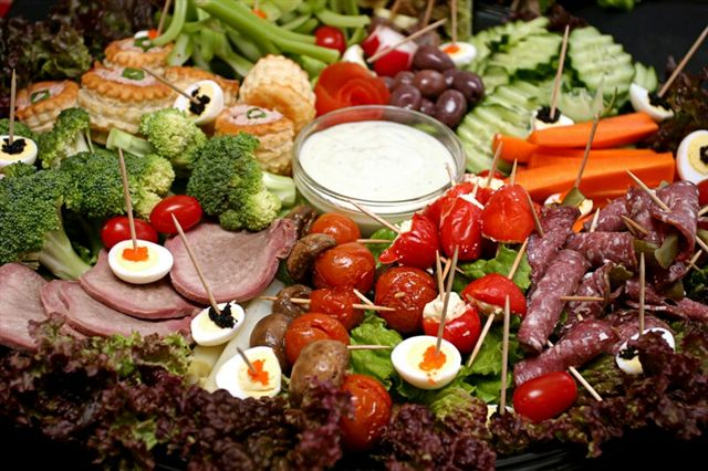 finger food picture
